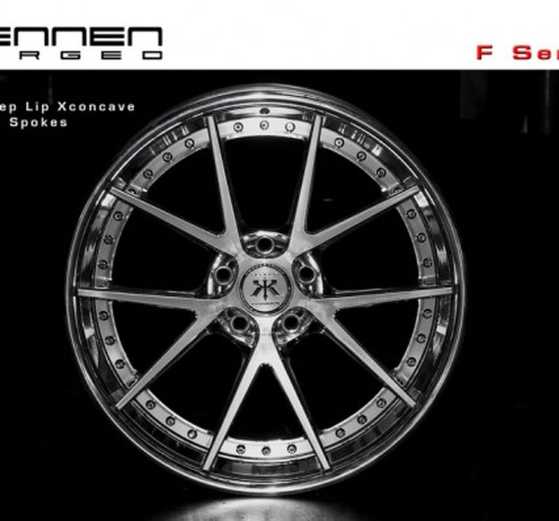 Кованые диски RENNEN - R55X CONCAVE STEP LIP FLOATING SPOKE